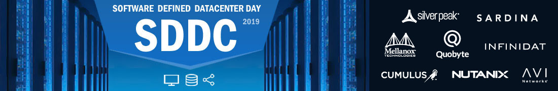 Software Defined Datacenter Day 2019