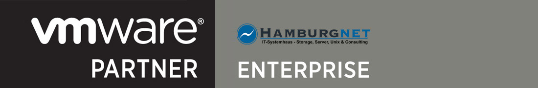 Hamburgnet wird VMware Enterprise Partner